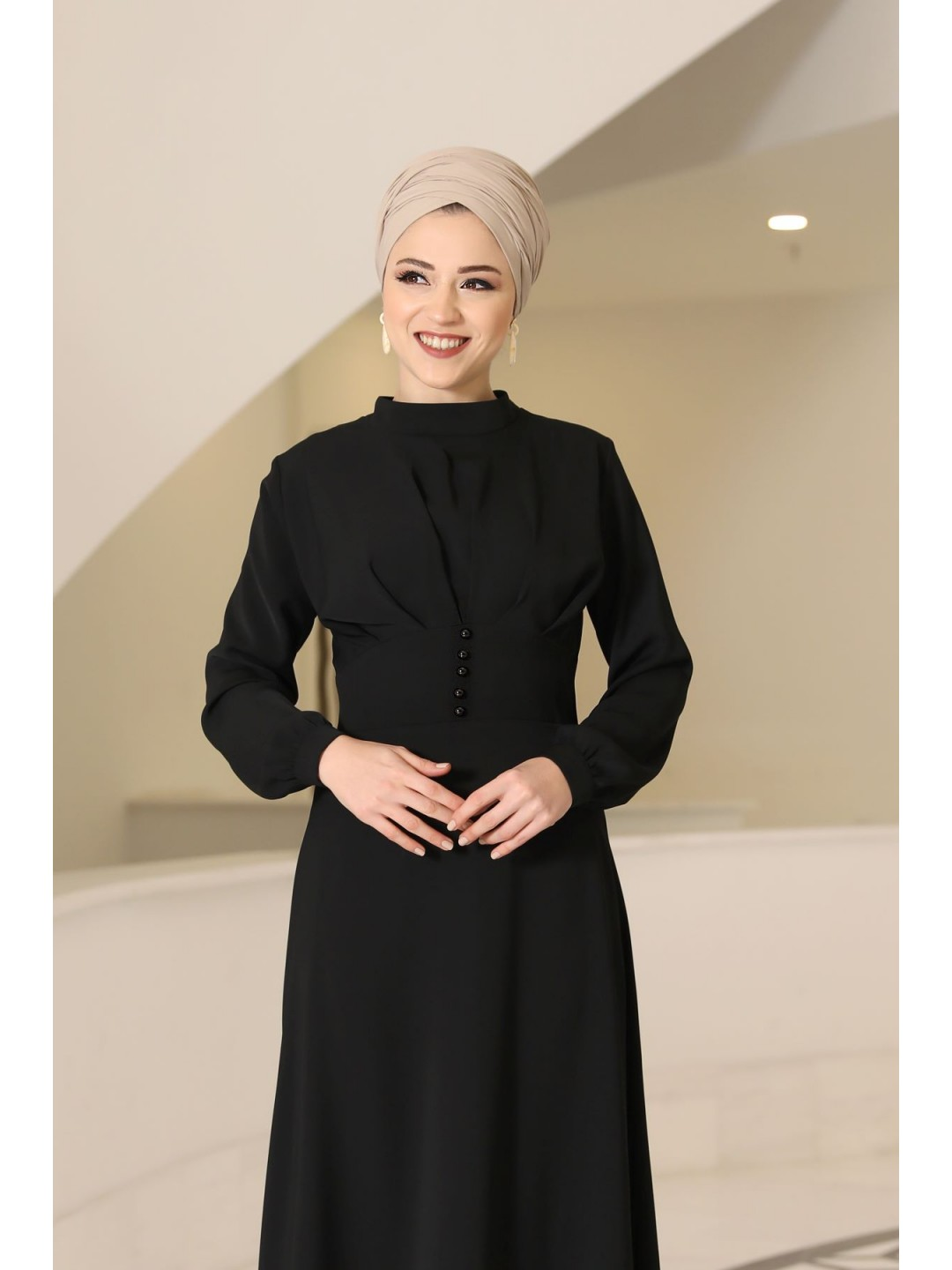 Ahsen-Dress-Black